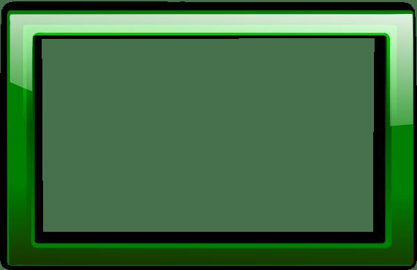 Green Frame Clip Art at Clker.com - vector clip art online ...