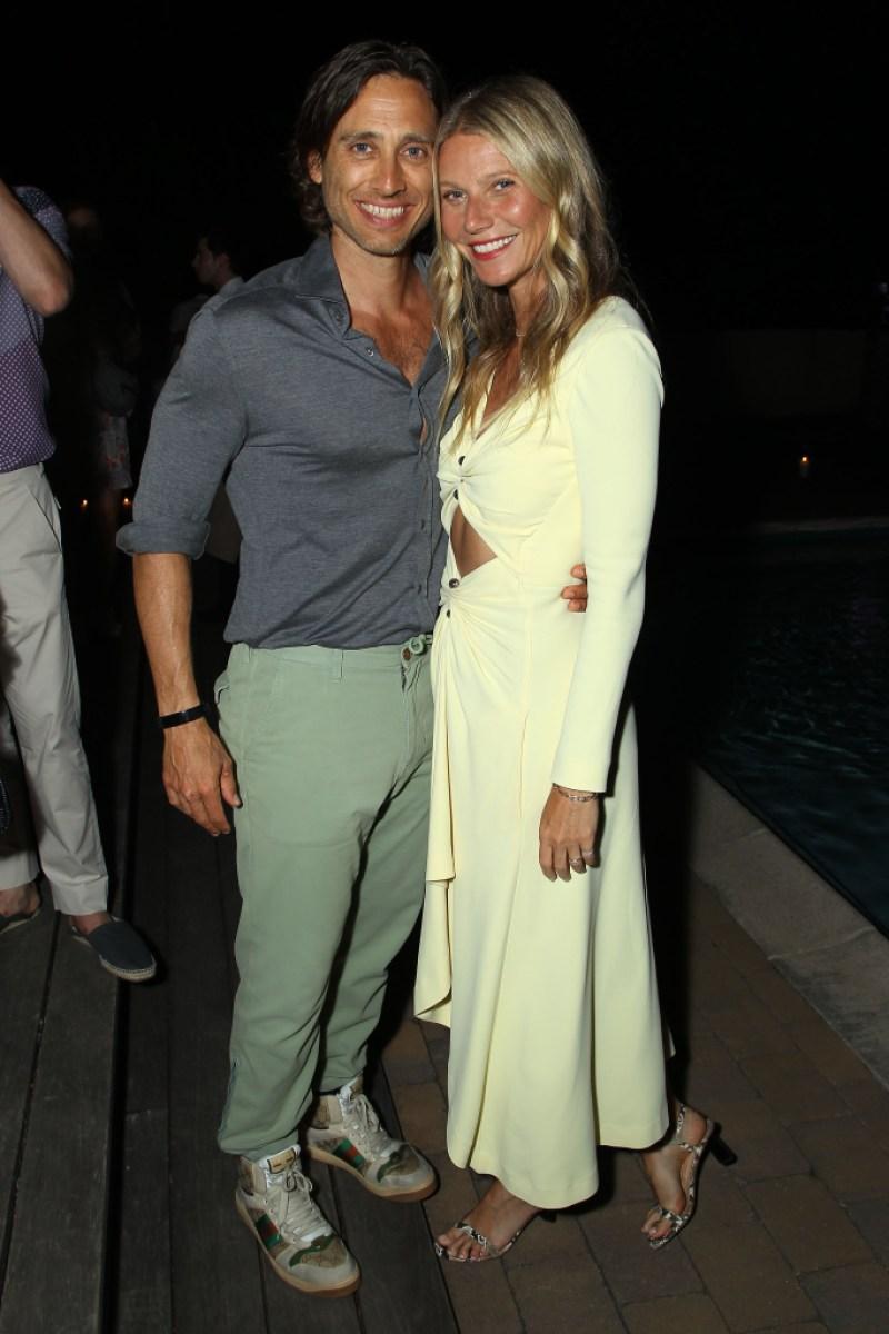 Gwyneth Paltrow's Husband Brad Falchuk Talks 'Normal' Life ...