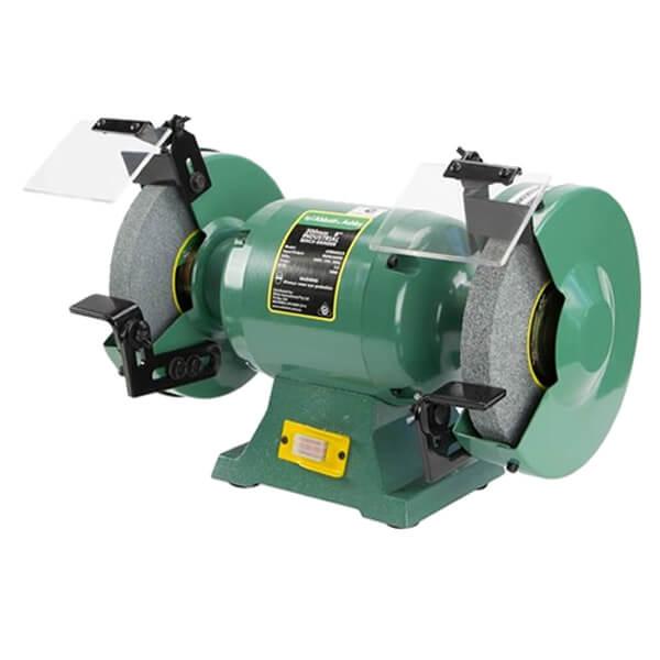 Abbott Amp Ashby Atbg600 8 240v 3 4hp 200mm Bench Grinder