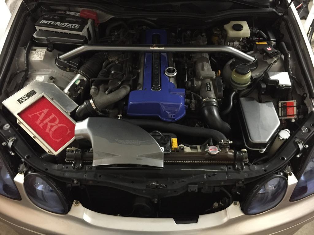 2002 gs300 horsepower