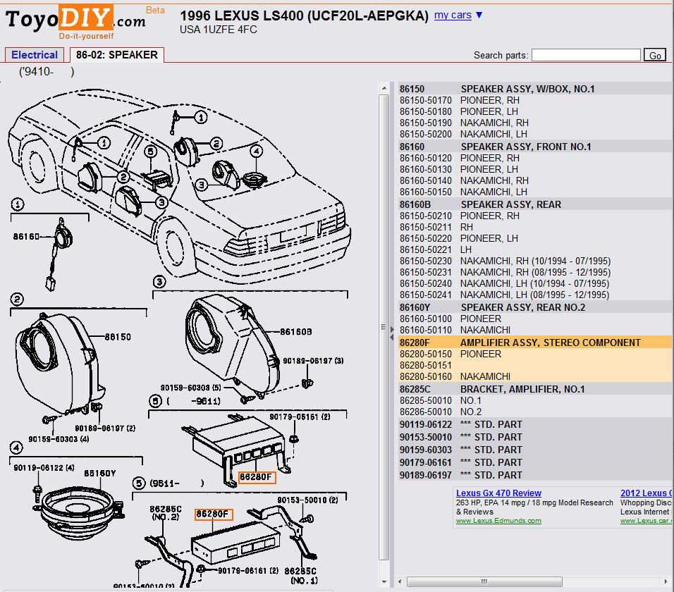 92 Lexus Sc400 Problems Starting 1992