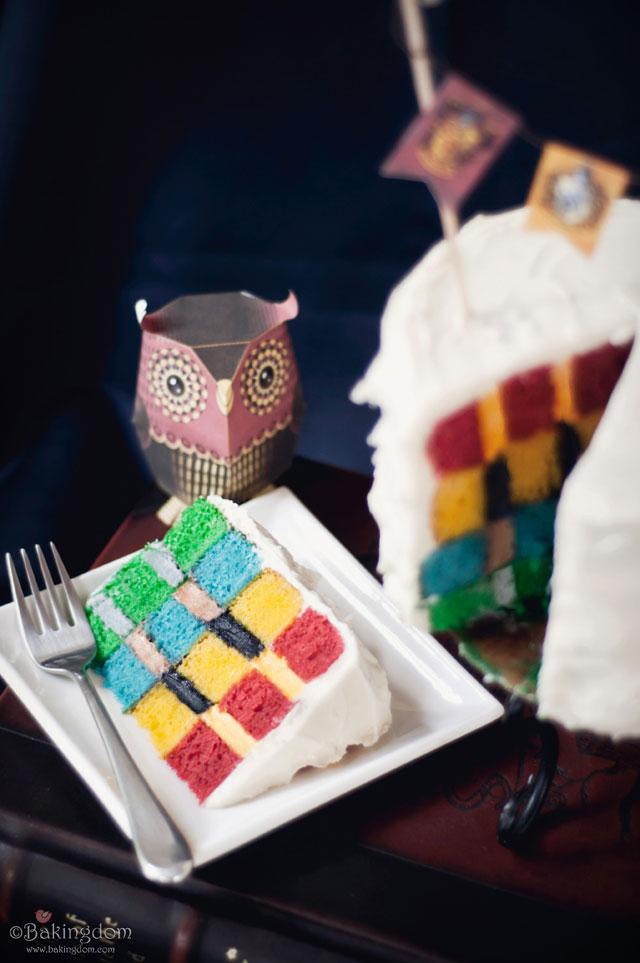 Harry Cakes Potter Birthday Girls