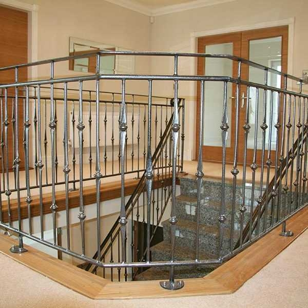 Ornamental Interior Decor Wrought Iron Balustrades And Handrails | Metal Handrails For Sale | Balcony Railing | Iron Balusters | Stainless Steel | Stair | Cast Iron