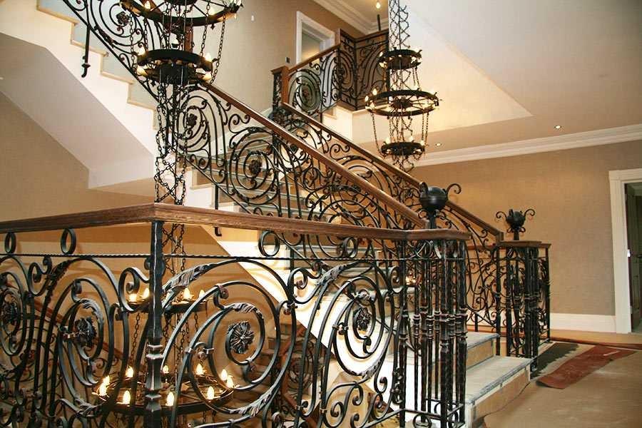 6 Faqs About Custom Wrought Iron Balustrades You Fine Sculpture | Wrought Iron Balustrades And Handrails | Metal | Wrought Ironwork | Design | Mild Steel | Cast Iron