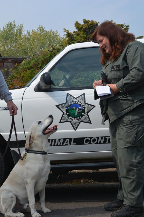 Animal Control   Benton County Oregon Animal Control