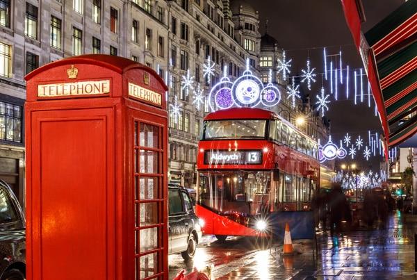 christmas lights london 2019 # 82