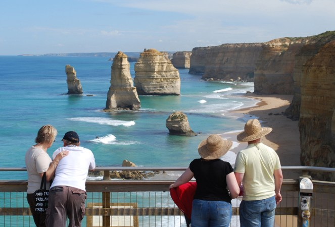 Port Campbell Accommodation   Natural Attractions   The Twelve Apostles The Twelve Apostles