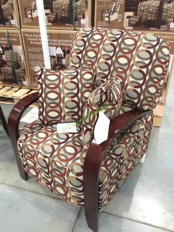 Accent Chair Matching Pillows