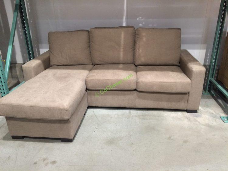 Chaise Sofa Storage Ottoman Costco