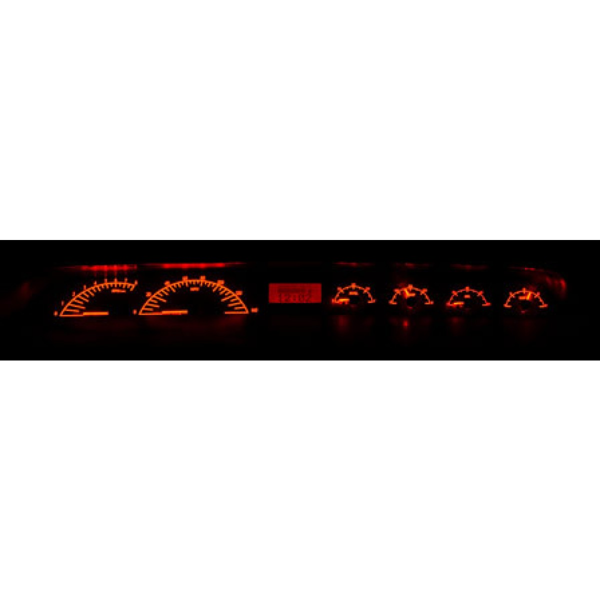 Digital Gauges For 1985 Chevy Truck 1964 Gauge Cluster