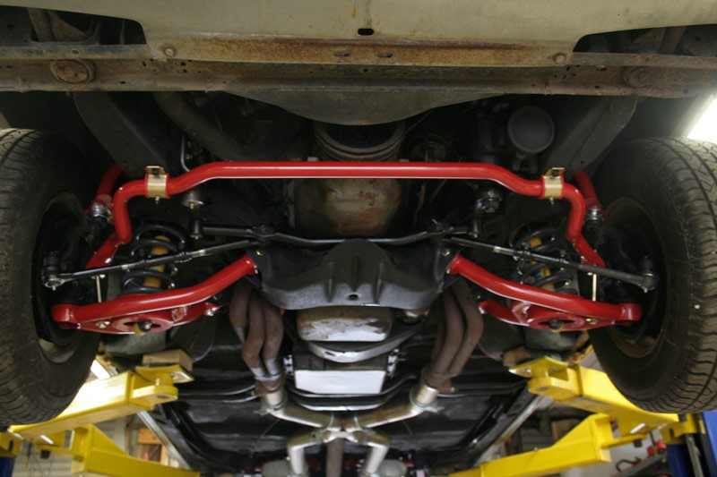 1988 Mustang Front Suspension