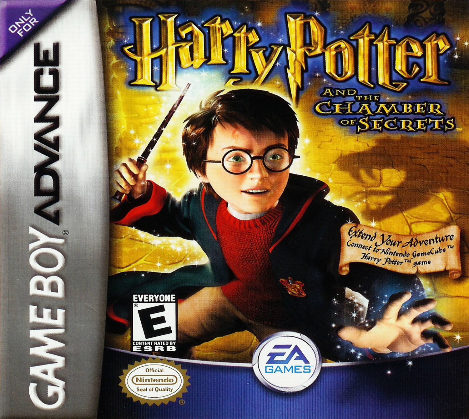 Harry Potter and the Chamber of Secrets   Game Boy Advance
