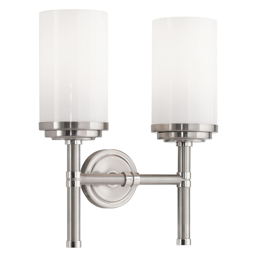 Halo Double Wall Sconce Robert Abbey Collectic Home