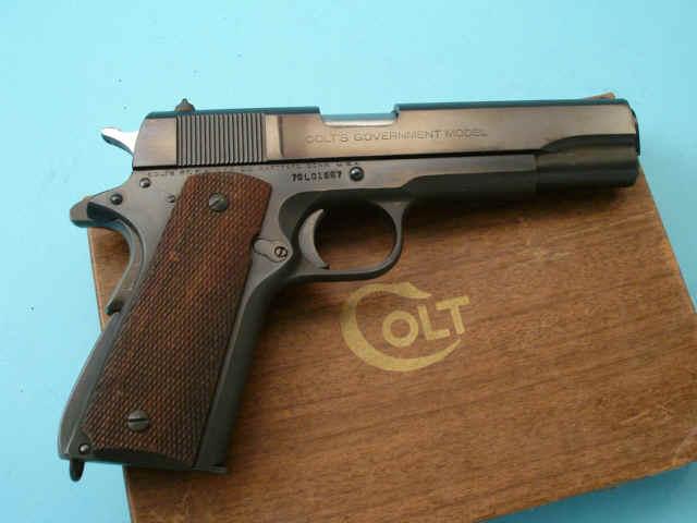 Colt 25 Caliber Semi Automatic