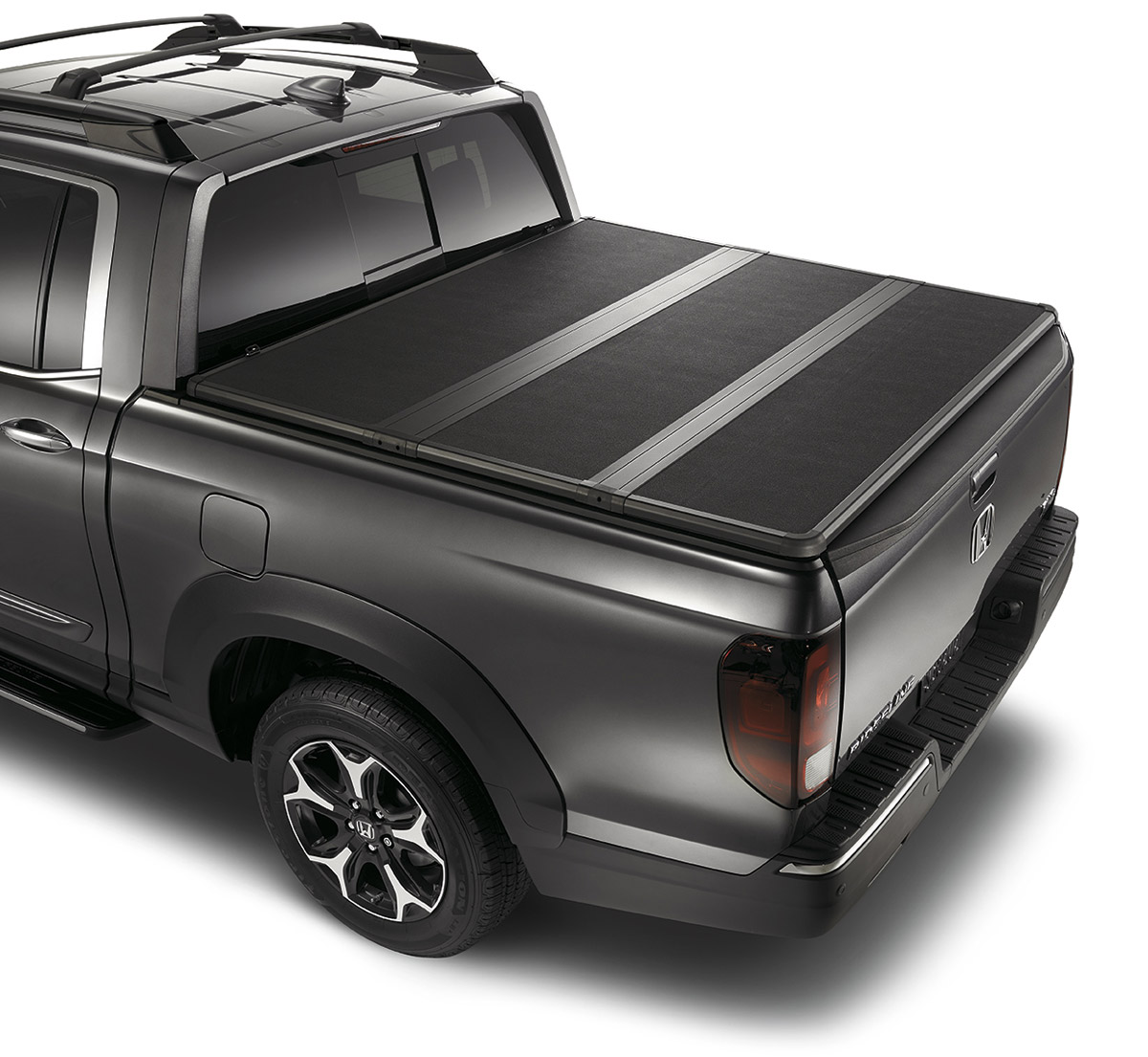 2017 2019 Honda Ridgeline Hard Tonneau Cover Includes