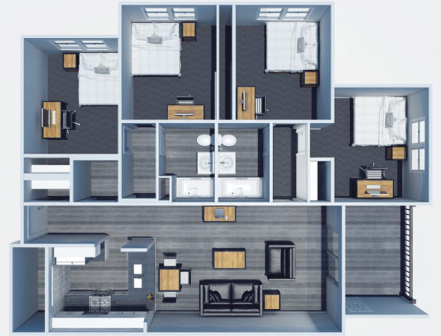 Jmu Interior Design