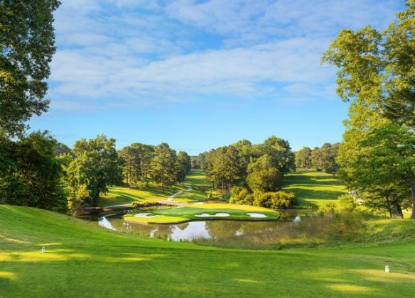 Play Golf in Williamsburg  VA   Colonial Williamsburg Resorts Gold Course