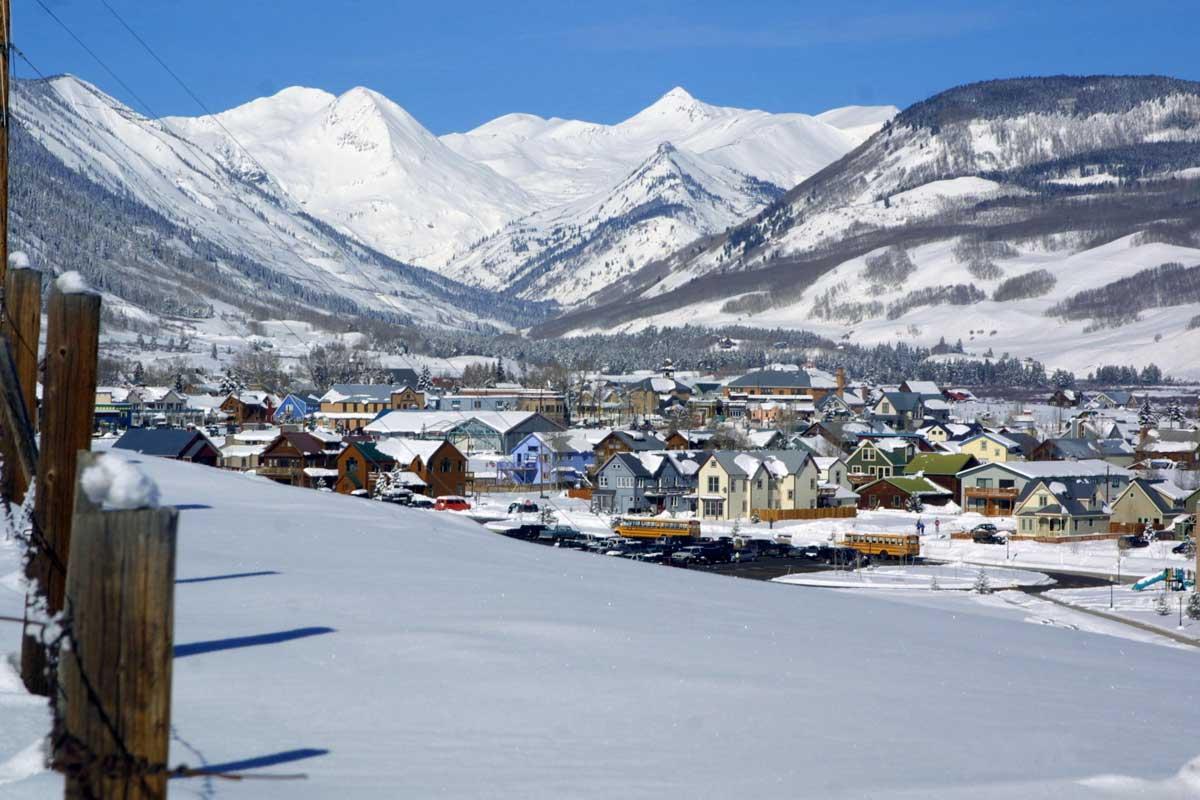Butte Wedding Mountain Resort Crested