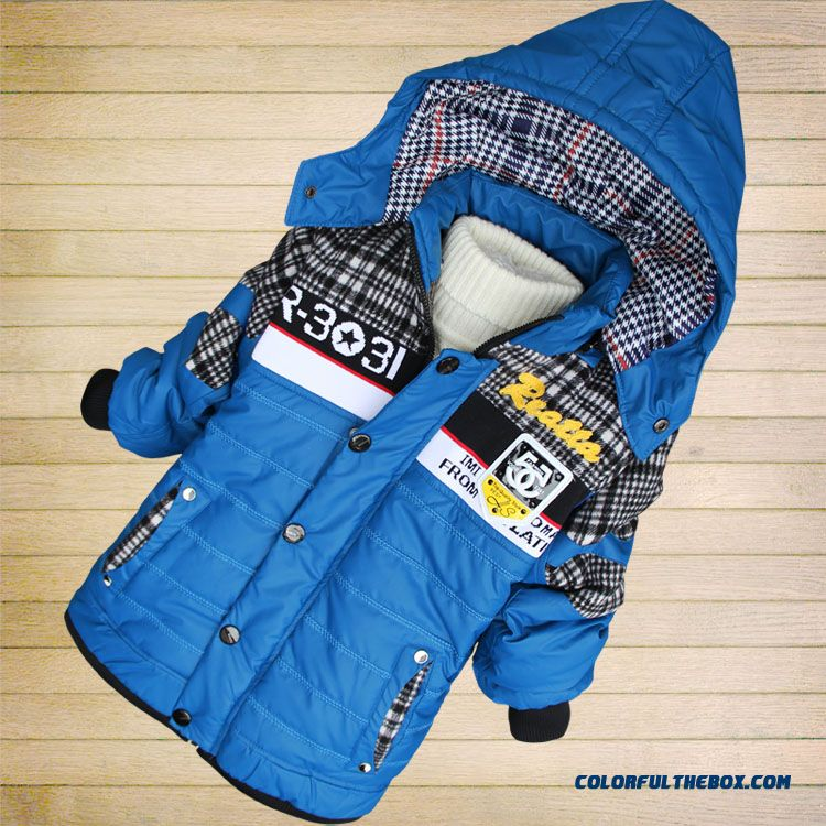 Cheap Clearance Children's Clothing Boys Winter Coat Thick ...