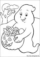 coloring pages halloween # 29