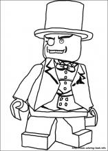 legos coloring pages # 31