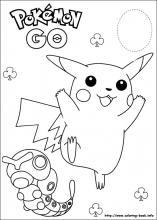 pokemon coloring # 44