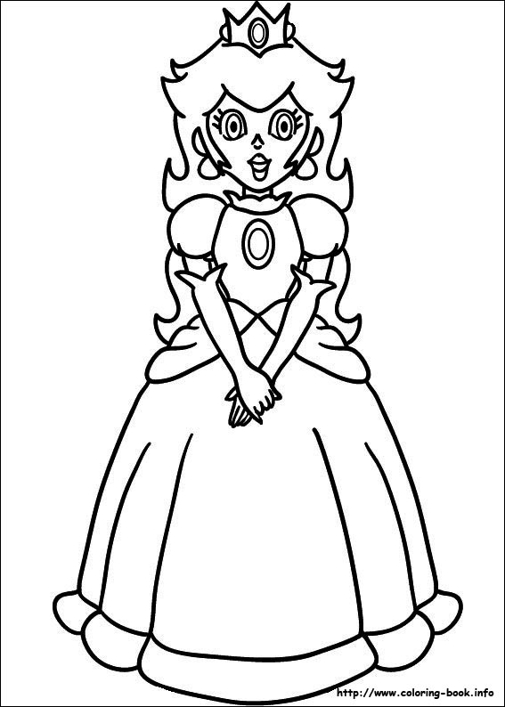 super mario brothers coloring pages # 3