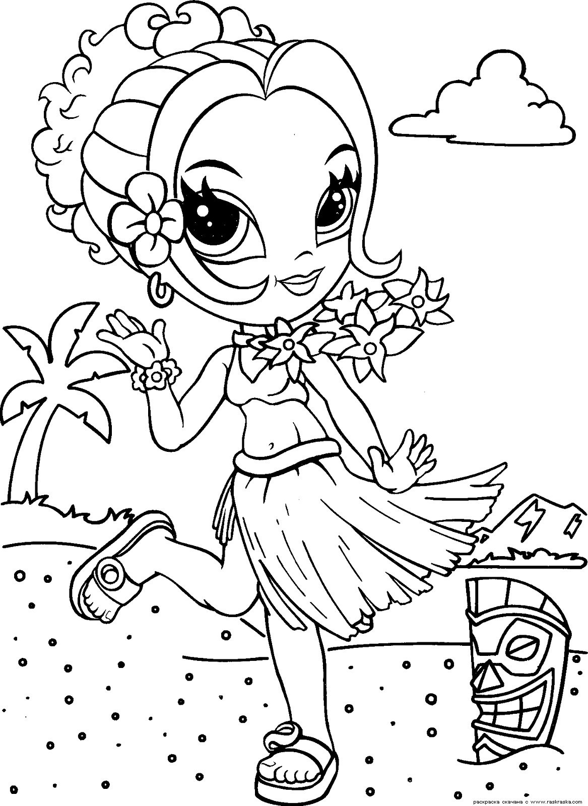 Prineable Lisa Frank Coloring Pages Coloring Me