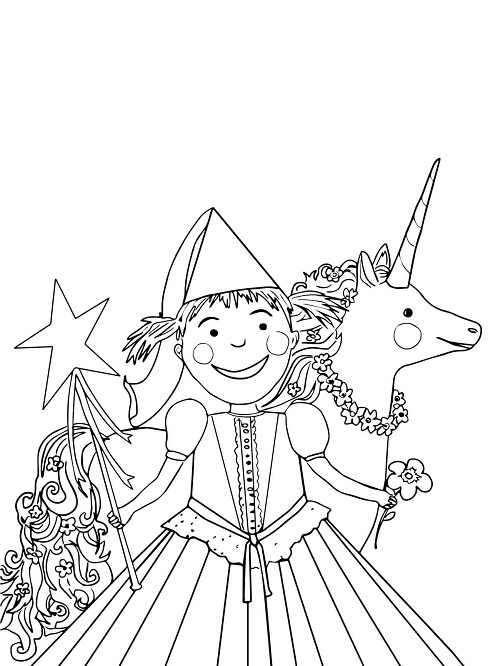 pinkalicious coloring pages # 29