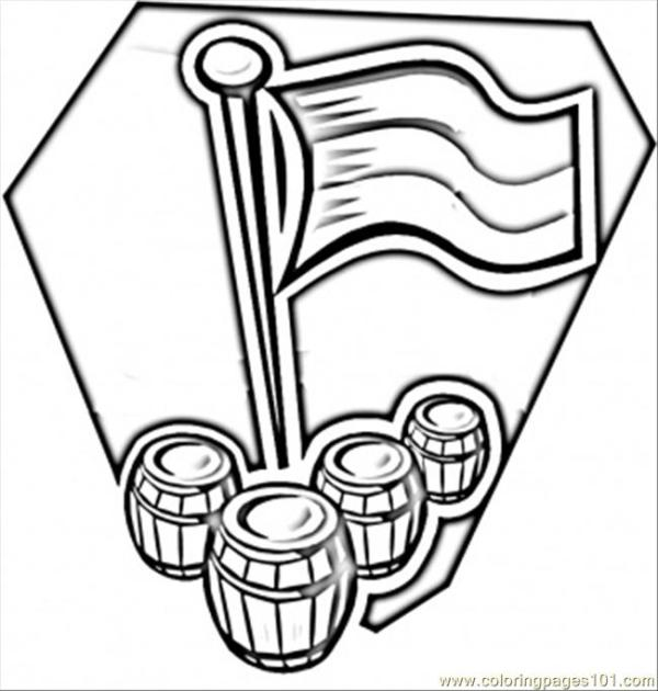 germany flag coloring page # 64