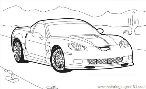 hot wheel coloring pages # 28