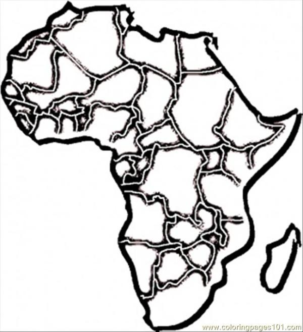african coloring pages # 28