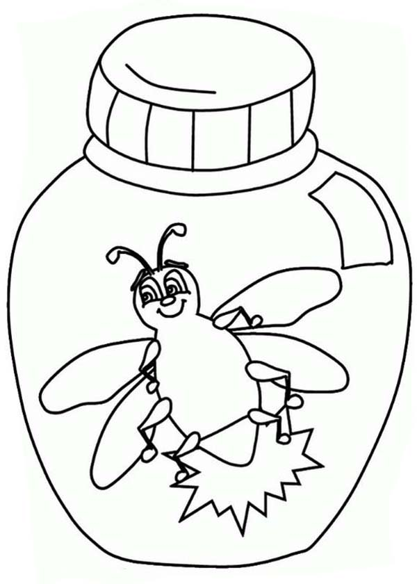 firefly coloring page # 67