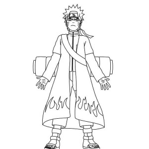 naruto shippuden coloring pages # 23