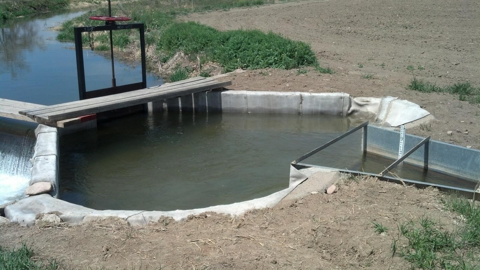 Bridges Protection Concrete Slope Under