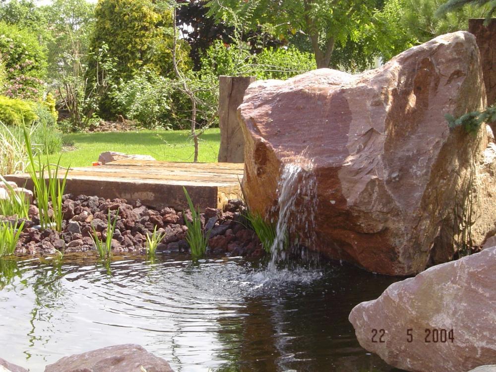 Bassin Aquatique Combier Paysage