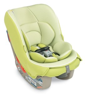 Coccoro Convertible Car Seat Our