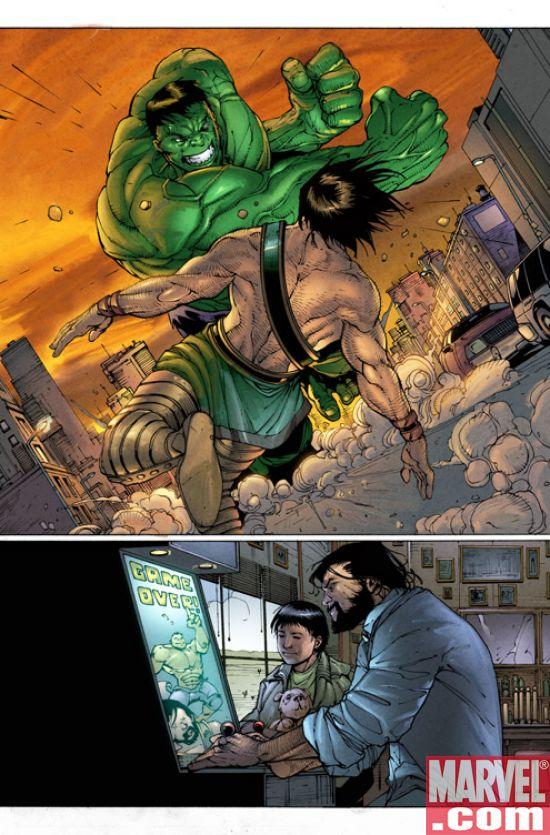 Incredible Herc Versus Hulk! | Comic Box