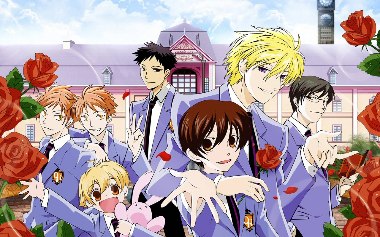 Anime BD Review: Ouran High School Host Club: Complete ...