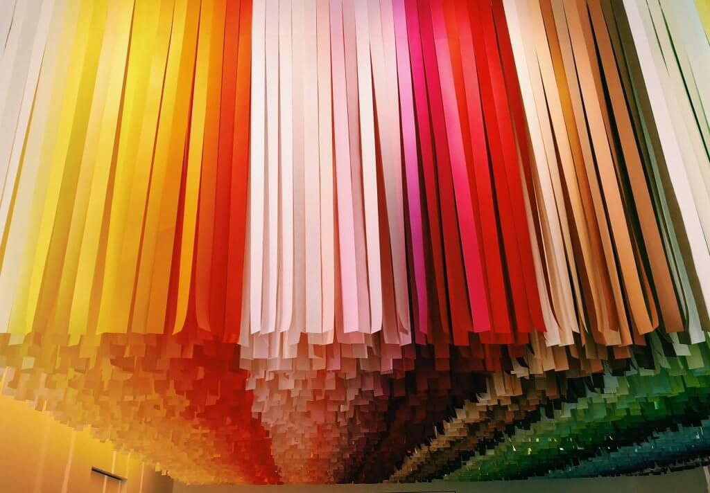 Interactive Exhibit Color Factory Comes To New York City
