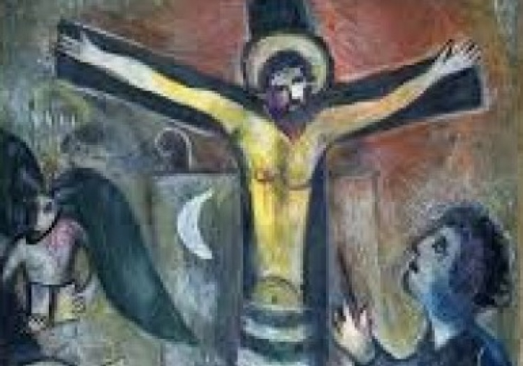 Contemporary Paintings Jewish Jesus