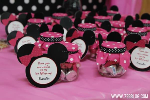 Mouse Shower Invitaciones Para Baby De Hacer Minnie Como