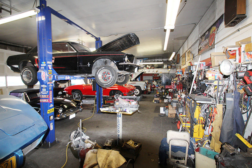 Turnkey Auto Mechanic Shop Compass Commercial Real
