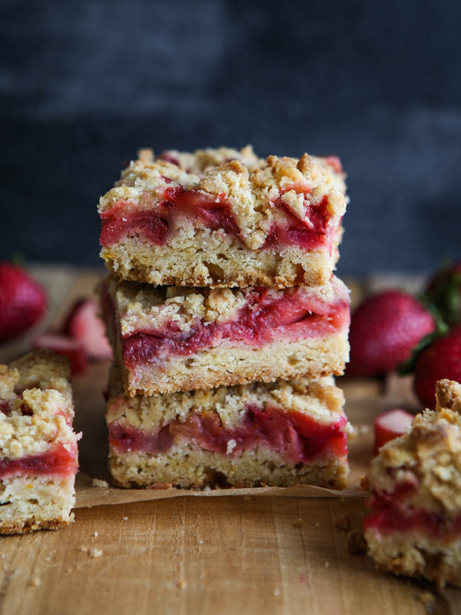 8 Strawberry Rhubarb Recipes For Spring Completely Delicious