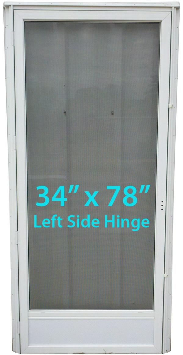 Screen Door Replacement