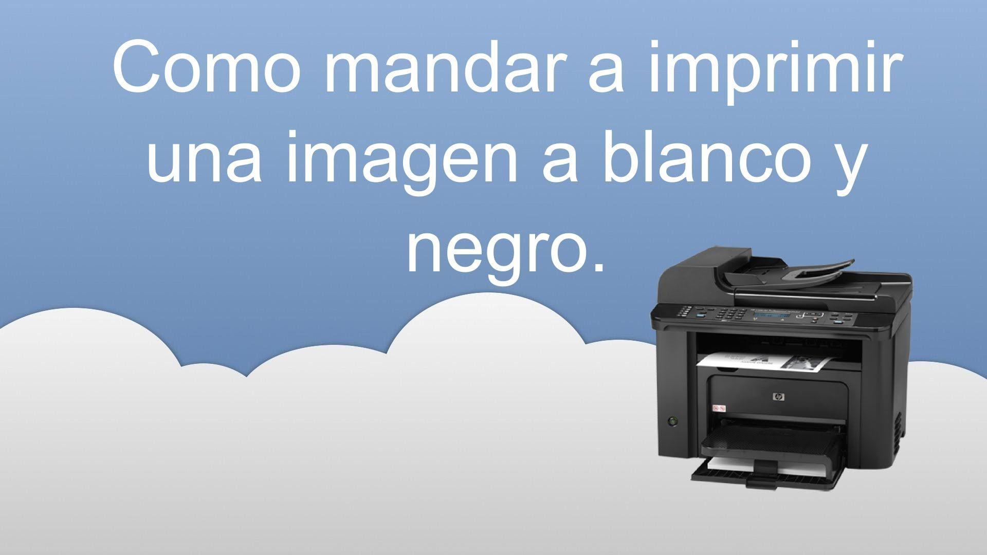 Modelos Impresoras En Blanco Y Negro Buenas Y Baratas