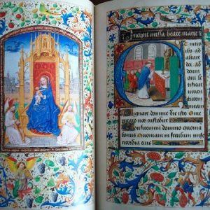 Book of Hours of Mary of Burgundy, 1477, paperback
