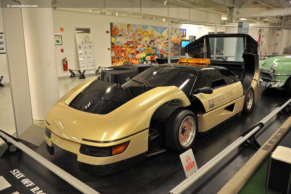 1982 Dodge Ppg M4s Turbo Interceptor Conceptcarz Com