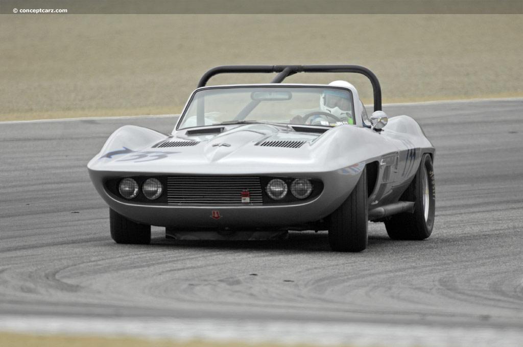 Concept Car Corvette 1953