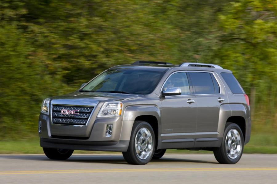 2011 GMC Terrain News and Information   conceptcarz com